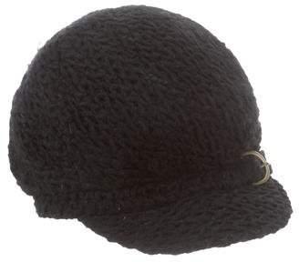 Eugenia Kim Wool Knit Newsboy Hat