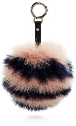 Maximilian Furs Fox Fur Pom-Pom Key Fob - 100% Exclusive