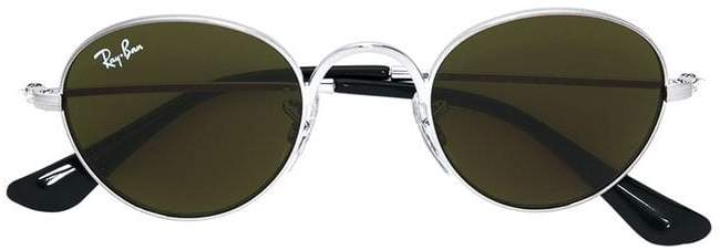 Ray Ban Junior round frame sunglasses