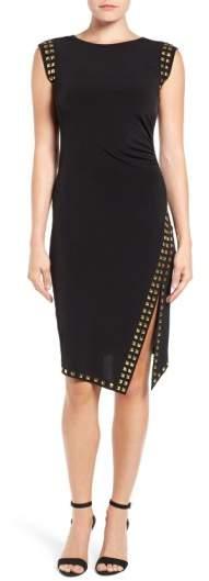 Women's Michael Michael Kors Studded Sheath Dress