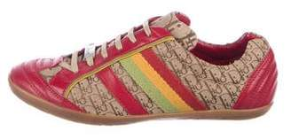 Christian Dior Diorissimo Rasta Sneakers