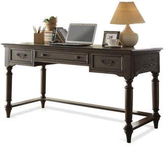 Three Posts Nesbitt Writing Desk with Keyboard Tray