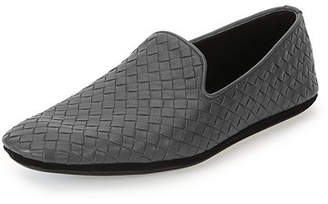 Bottega Veneta Woven Leather Slipper