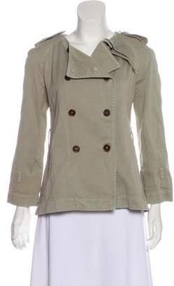 Etoile Isabel Marant Casual Double-Breasted Jacket