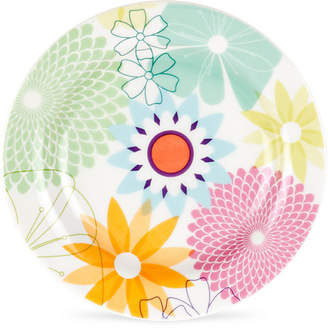 Portmeirion Crazy Daisy Set of 4 Porcelain Tea Plates
