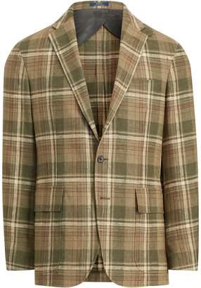 Ralph Lauren Morgan Plaid Sport Coat