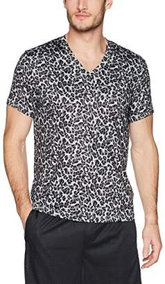 2xist Men's Mesh V-Neck T-Shirt