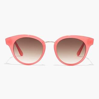 J.Crew Seaside round cateye