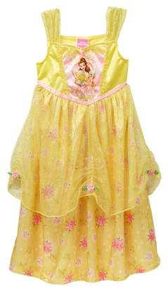 AME Beauty and the Beast Belle Fantasy Nightgown (Little Girls & Big Girls)