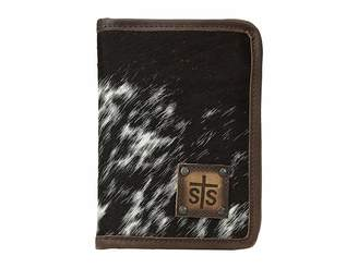 STS Ranchwear Magnetic Wallet/Travel/Passport Case