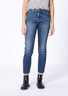 Levi's Levis Wedgie Indigo Icon Jeans | Wildfang - Wedgie Indigo Icon Jeans - CLASSIC TINT - 32