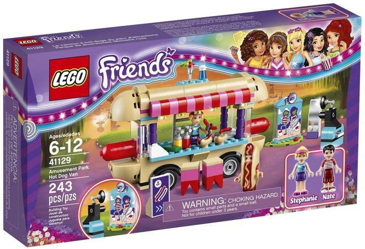 LEGO Friends Amusement Park Hot Dog Van