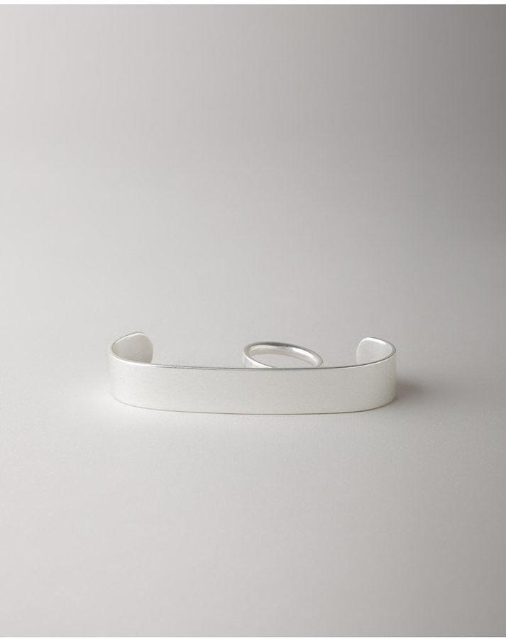 Maison Margiela Line 11 4-Finger Ring