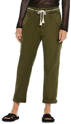Scotch & Soda Belted Cargo Pants