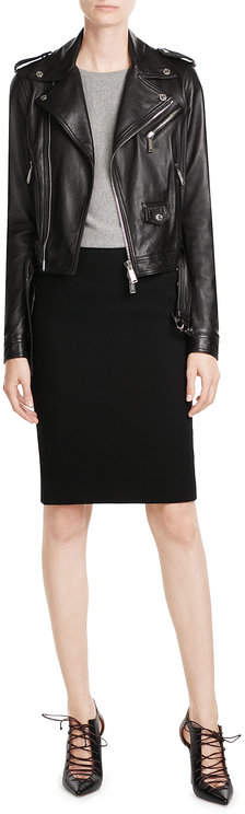 Max MaraMax Mara Virgin Wool Pullover with Cashmere