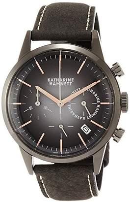 96e47661f7 Katharine Hamnett (キャサリン ハムネット ロンドン) - [キャサリンハムネット]KATHARINE HAMNETT · Katharine  Hamnett 腕時計 CHRONOGRAPH VI(クロノグラフ 6) ...