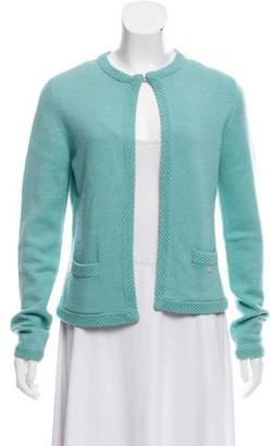 Chanel Knit Cashmere Cardigan