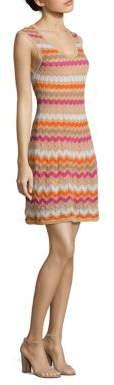 Missoni Ombre Zigzag Dress