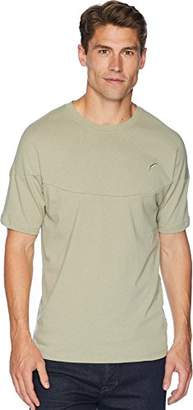 Publish Brand INC. Men's Vic-Short Sleeve Shirt Unique Front and Back Yolk