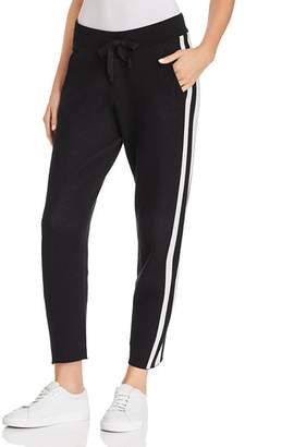 ATM Anthony Thomas Melillo Jacquard-Stripe Jogger Pants