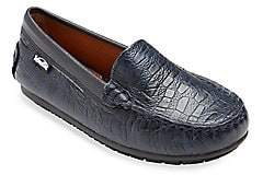 Venettini Toddler's& Kid's Gordy Colorblock Leather Loafers