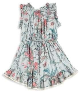 Zimmermann Kids Little Girl's& Girl's Bayou Floral Dress