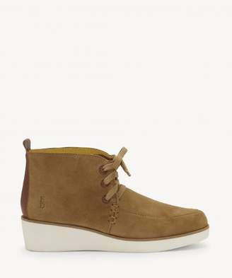 Sole Society Santero Wedge Lace Up Sneaker