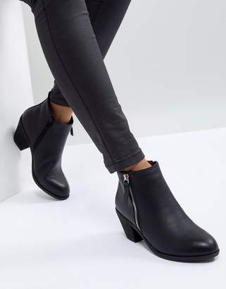 Office Anita Heeled Ankle Boots