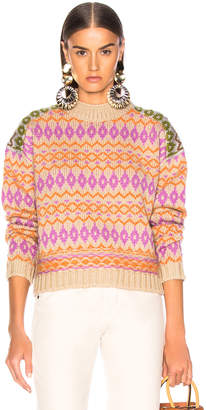 Acne Studios Pattern Sweater