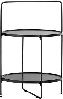 Warehouse Eastern Side Tables Tae Tray Table, Black