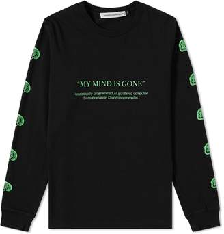 Undercover Long Sleeve Human Error Tee