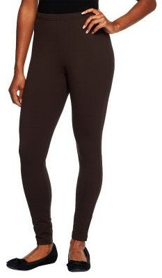 Women With Control Women with Control Regular Fit Pull-on Knit Leggings