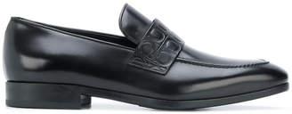 Salvatore Ferragamo classic slip-on loafers
