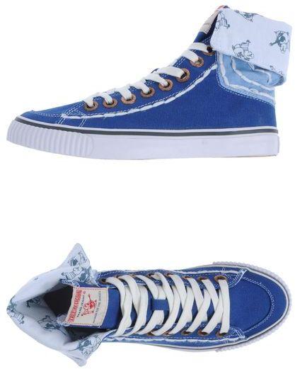 True Religion High-top sneaker