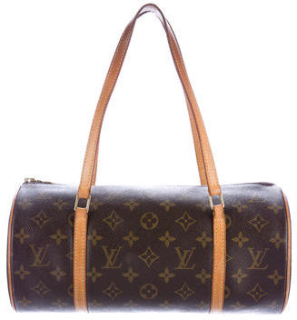 Louis Vuitton Louis Vuitton Monogram Papillon 30 w/ Pouch