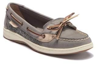 Sperry Angelfish Herringbone Tweed Boat Shoe