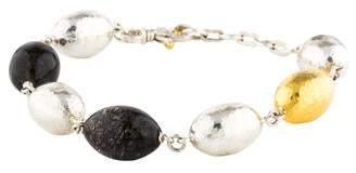 Gurhan Cocoon Hue Tourmalinated Quartz Bracelet