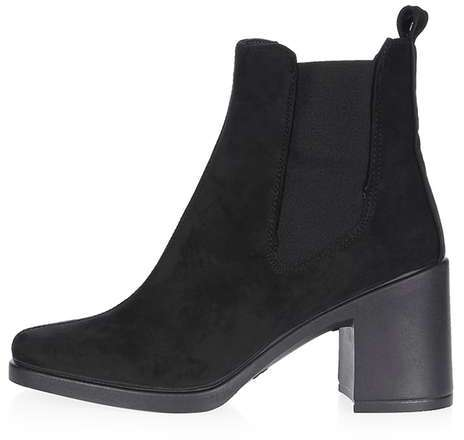 Topshop Topshop Barnaby heeled boots
