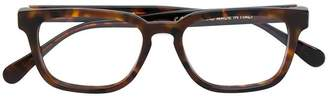RetroSuperFuture low squared glasses