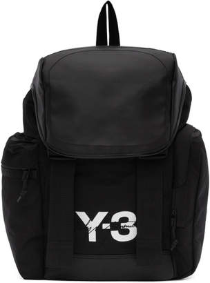Y-3 Y 3 Black Mobility Backpack