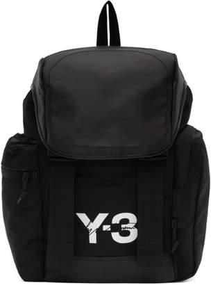 Y-3 Black Mobility Backpack