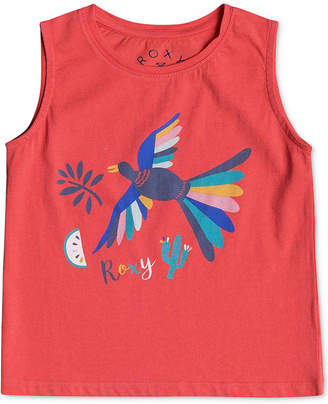 Roxy Some Others Cotton Tank Top, Little Girls