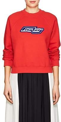 Fiorucci Women's Bowie Cotton Fleece Sweatshirt