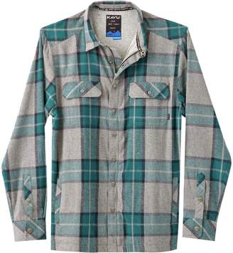 Kavu Outbound Flannel Shirt - Men's