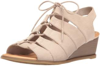 Dr. Scholl's Shoes Women's Court Wedge Sandal