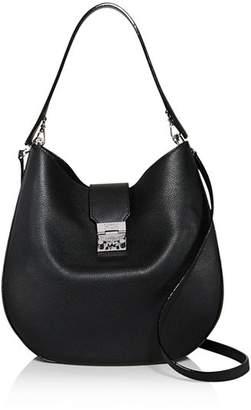 MCM Patricia Park Avenue Medium Leather Hobo