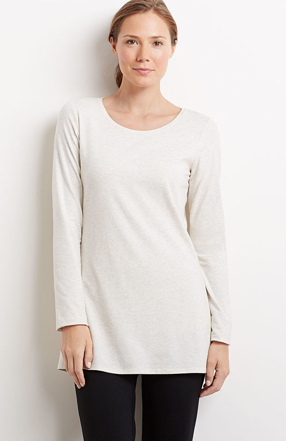 Pure Jill long-sleeve tee