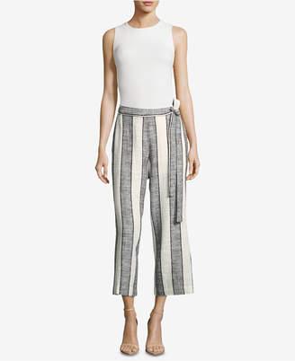 ECI Striped Culotte Pants