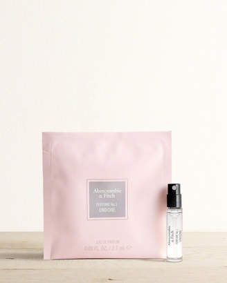 Abercrombie & Fitch Perfume No. 1 Undone Sampler