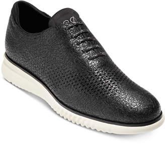 Cole Haan Men's 2.ZeroGrand Laser Wingtip Oxfords Men's Shoes